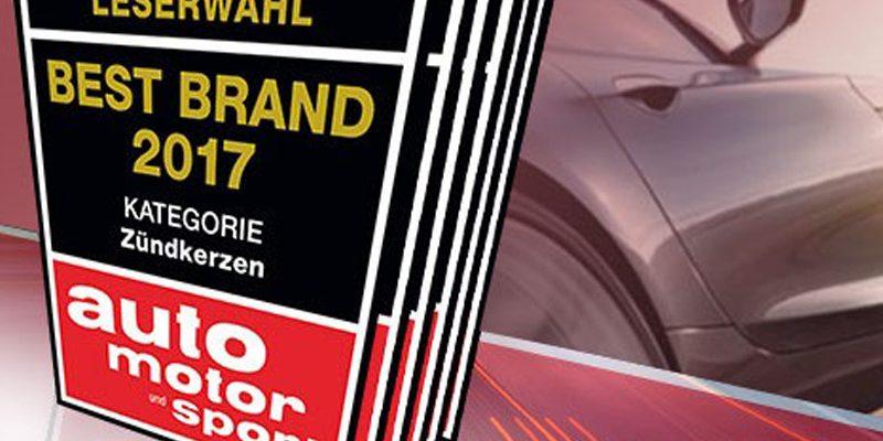 Bosch best brand 2017