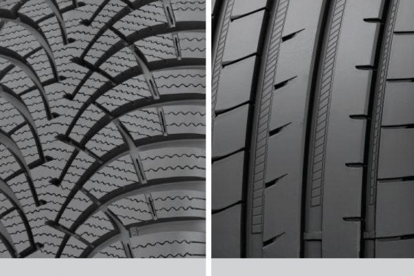 Razlike između zimskih i ljetnih guma