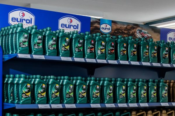 NOVO u ponudi – EUROL motorna ulja i aditivi